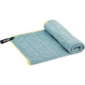 PackTowl Luxe Body Handdoek, grijs